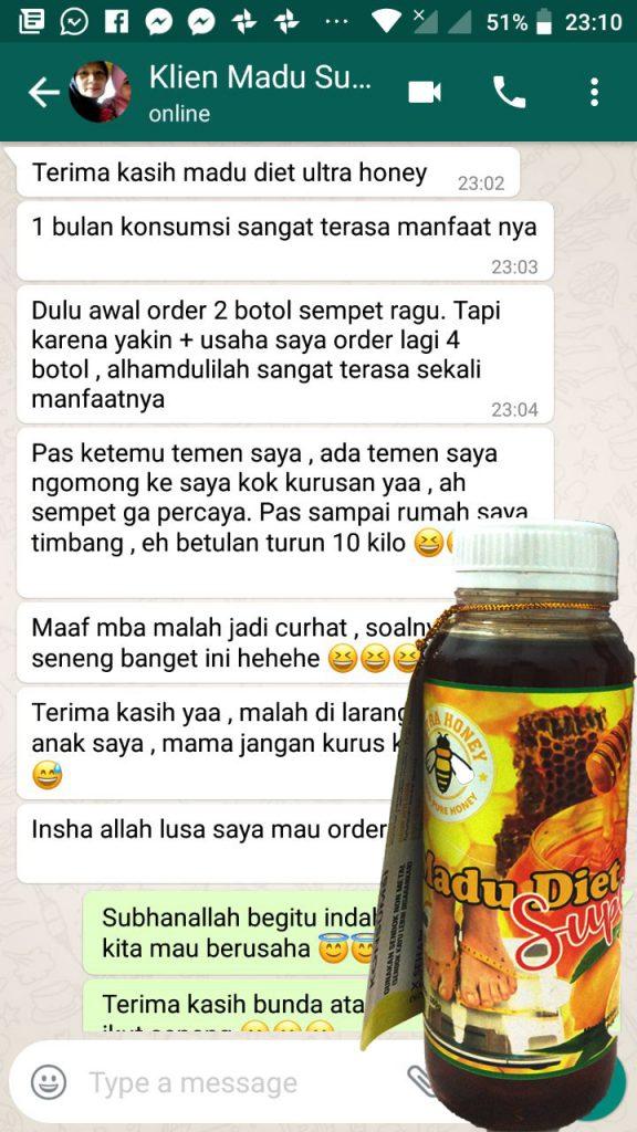 Jual Madu Diet Super Ultra Honey di Bandung