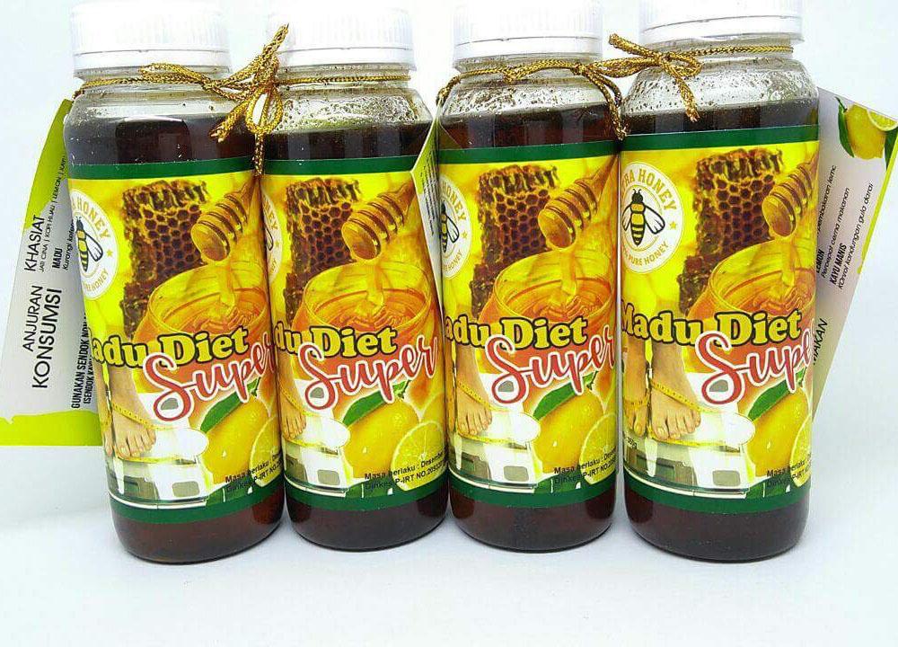 Jual Madu Diet Super Ultra Honey di Sidoarjo