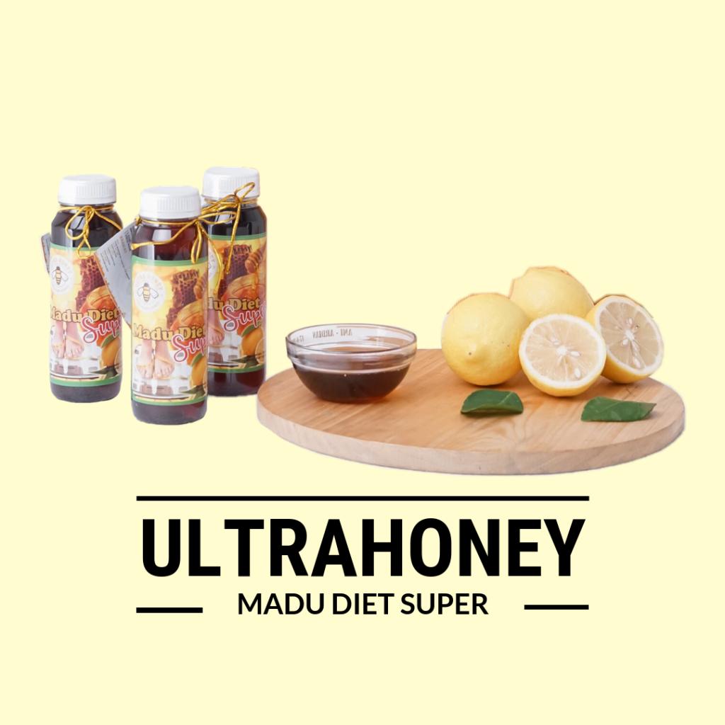 Jual Madu Diet Super Ultra Honey di Banjarmasin