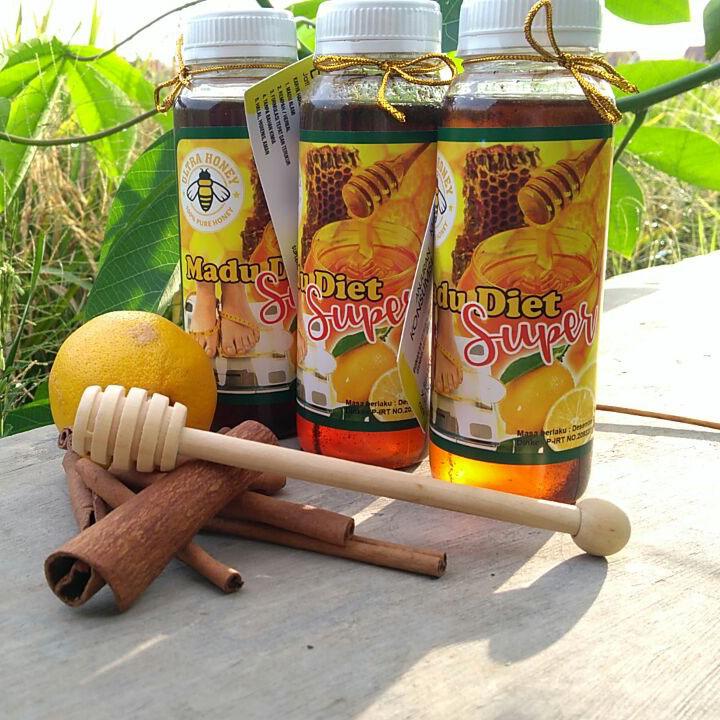 Jual Madu Diet Super Ultra Honey di Jogja