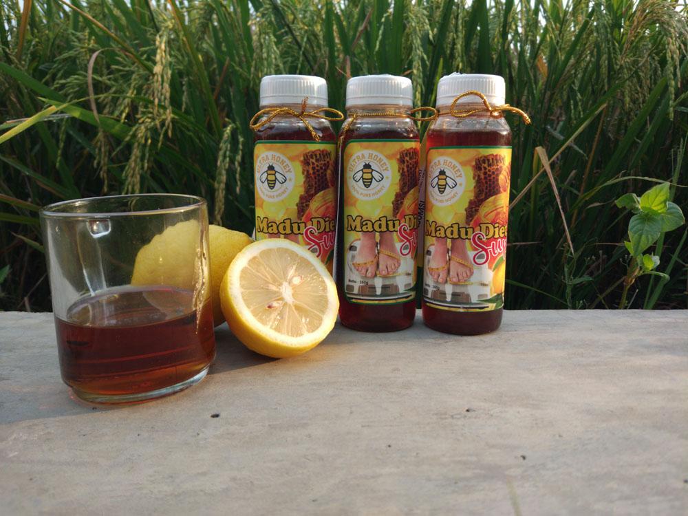 Jual Madu Diet Super Ultra Honey di Depok