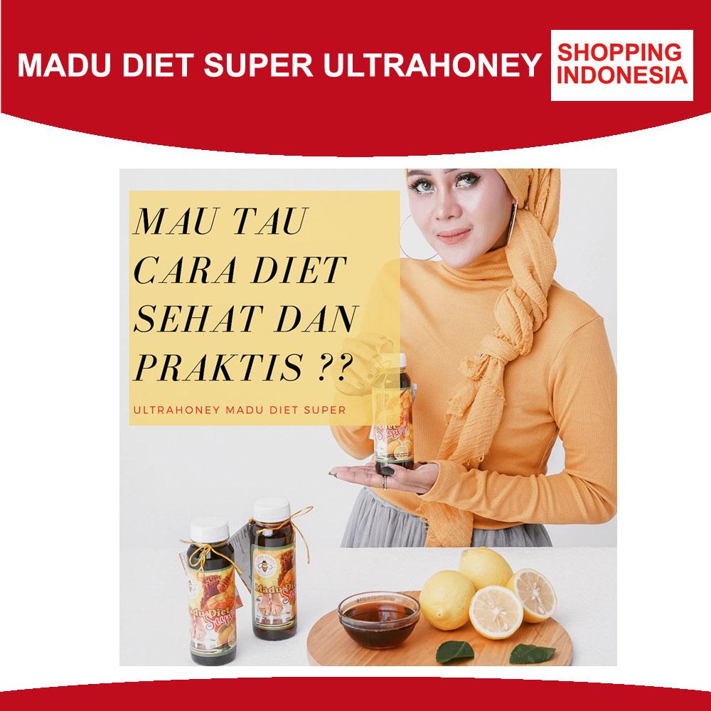 Jual Madu Diet Super Ultra Honey di Bekasi