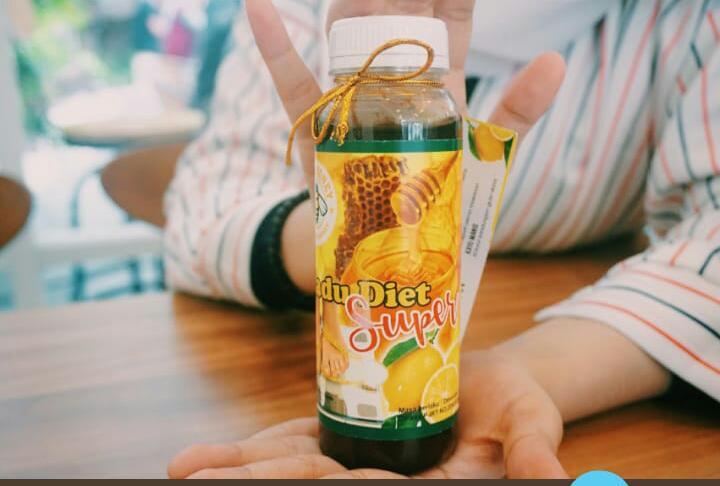 Jual Madu Diet Super Ultra Honey di Purwokerto